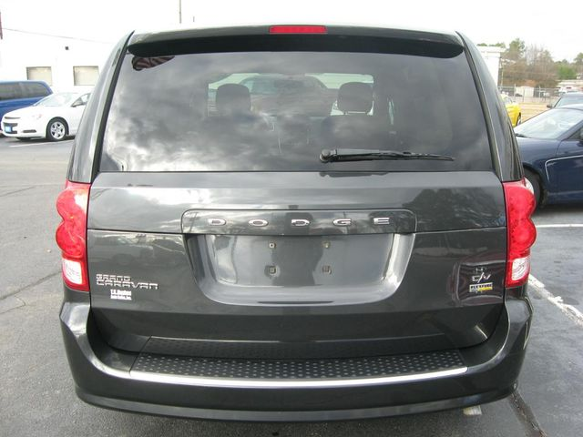 2011 Dodge Grand Caravan Cargo Van Richmond, Virginia 6