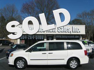2011 Dodge Grand Caravan C/V CARGO Richmond, Virginia