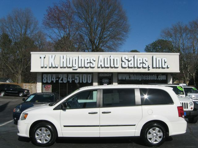 2011 Dodge Grand Caravan C/V CARGO Richmond, Virginia 0