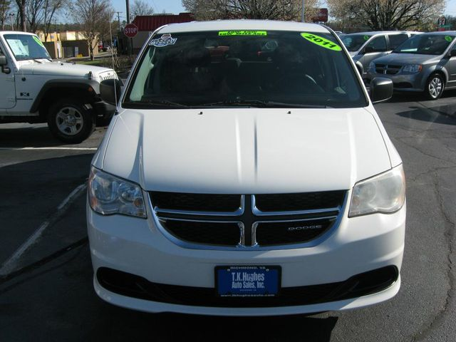 2011 Dodge Grand Caravan C/V CARGO Richmond, Virginia 2