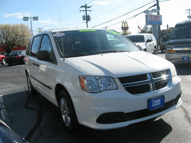 2011 Dodge Grand Caravan C/V CARGO Richmond, Virginia 3