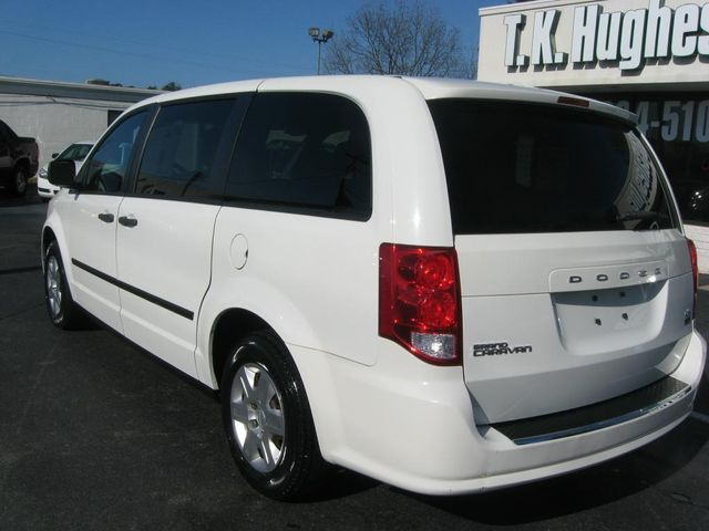 2011 Dodge Grand Caravan C/V CARGO Richmond, Virginia 7