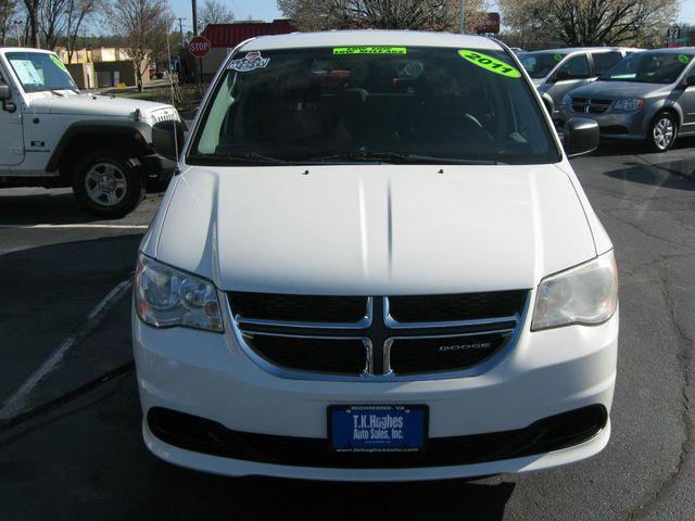 2011 Dodge Grand Caravan C/V CARGO Richmond, Virginia 2