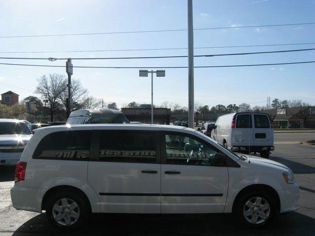2011 Dodge Grand Caravan C/V CARGO Richmond, Virginia 4