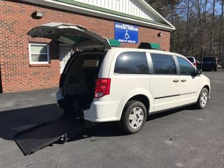 2011 Dodge Grand Caravan  Handicap wheelchair accessible rear entry Dallas, Georgia 1