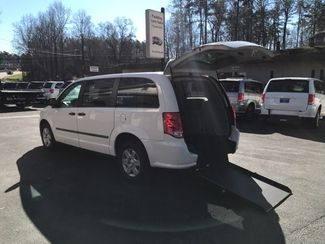2011 Dodge Grand Caravan  Handicap wheelchair accessible rear entry Dallas, Georgia 11