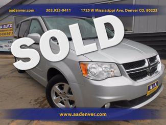 2011 Dodge Grand Caravan Crew | Denver, CO | A&A Automotive of Denver in Denver, Littleton, Englewood, Aurora, Lakewood, Morrison, Brighton, Fort Lupton, Longmont, Montbello, Commerece City CO