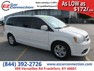 2011 Dodge Grand Caravan Crew | Frankfort, KY | Ez Car Connection-Frankfort in Frankfort KY