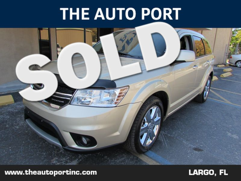 2011 Dodge Journey LUX W/NAVI | Clearwater, Florida | The Auto Port Inc in Clearwater Florida