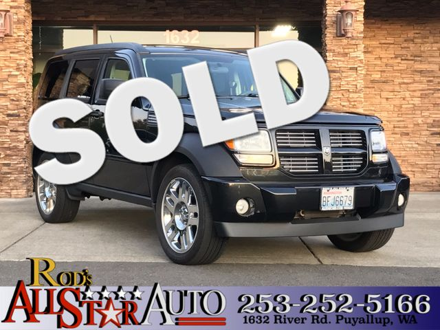 2011 Dodge Nitro Heat The CARFAX Buy Back Guarantee that comes with this vehicle means that you ca