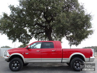 2011 Dodge Ram 2500 Mega Cab Laramie 6.7L Cummins Turbo Diesel 4X4 in San Antonio Texas