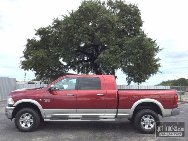 2011 Dodge Ram 2500 Mega Cab Laramie 6.7L Cummins Turbo Diesel 4X4 | American Auto Brokers San Antonio, TX in San Antonio Texas