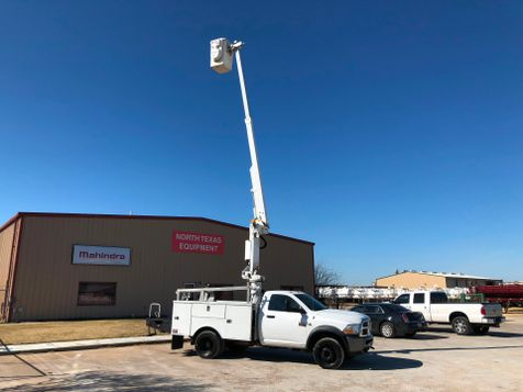 2011 Dodge RAM 4500 BUCKET TRUCK   in Fort Worth, TX