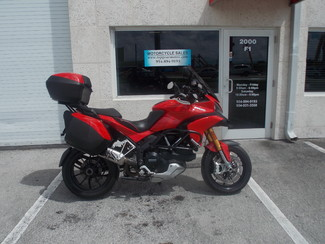 2011 Ducati Multistrada 1200 ABS Dania Beach, Florida