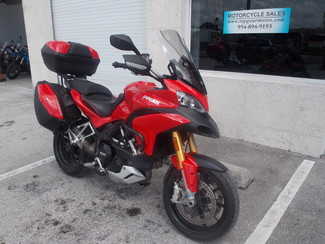 2011 Ducati Multistrada 1200 ABS Dania Beach, Florida 1