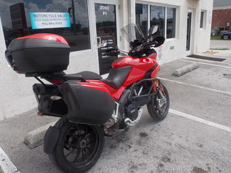 2011 Ducati Multistrada 1200 ABS Dania Beach, Florida 5