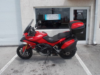 2011 Ducati Multistrada 1200 ABS Dania Beach, Florida 6