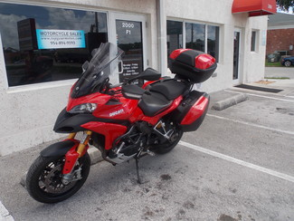 2011 Ducati Multistrada 1200 ABS Dania Beach, Florida 7