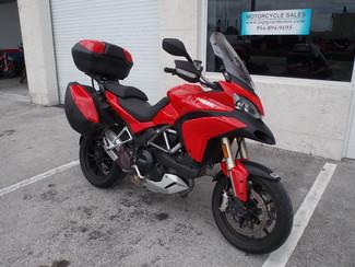 2011 Ducati Multistrada 1200ABS Dania Beach, Florida 1