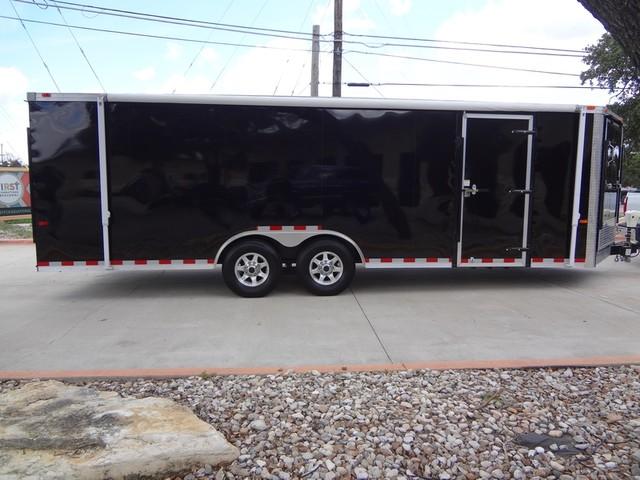 2011 Enclosed Car Carrier  VN Austin , Texas 3