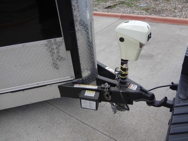 2011 Enclosed Car Carrier  VN Austin , Texas 6