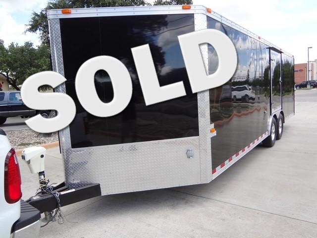2011 Enclosed Car Carrier  VN Austin , Texas 0