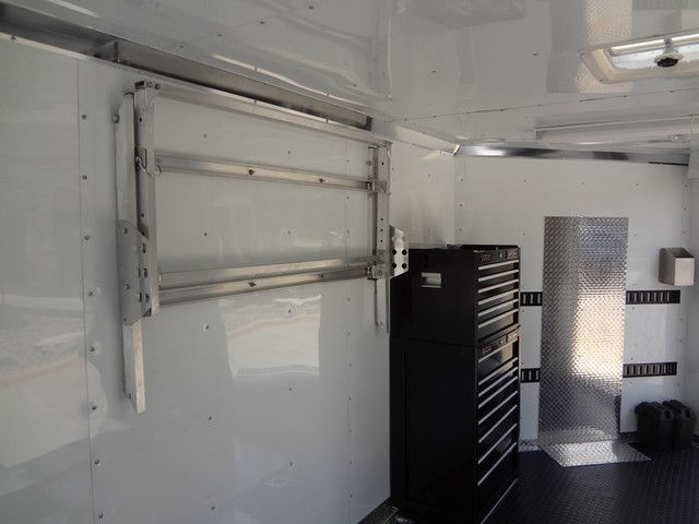 2011 Enclosed Car Carrier  VN Austin , Texas 14