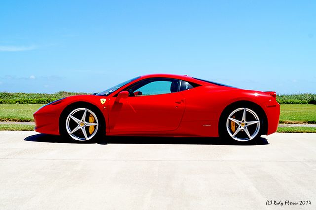 2011 Ferrari 458 Italia Houston, Texas 1