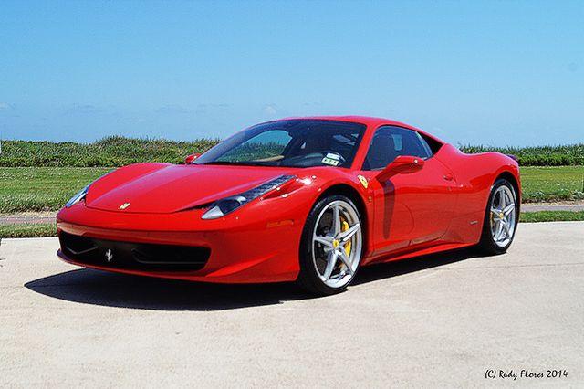2011 Ferrari 458 Italia Houston, Texas 2