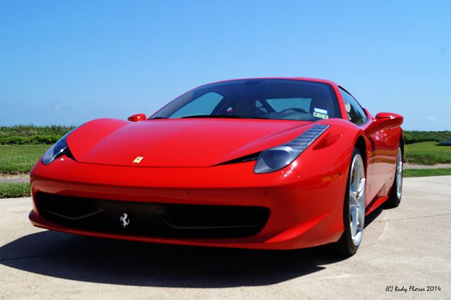 2011 Ferrari 458 Italia Houston, Texas 3