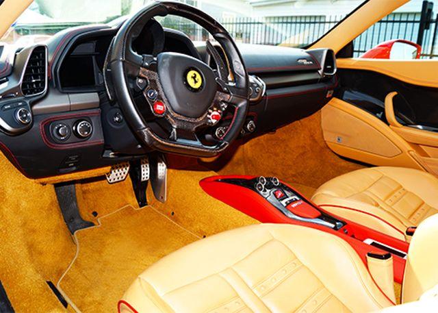 2011 Ferrari 458 Italia Houston, Texas 7