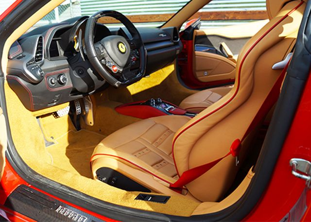 2011 Ferrari 458 Italia Houston, Texas 10