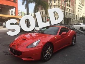 2011 Ferrari California  in Miami FL
