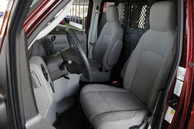 2011 Ford E-Series Cargo Van Commercial E-150 - POWER PKG - RACKS/BINS! Mooresville , NC 8