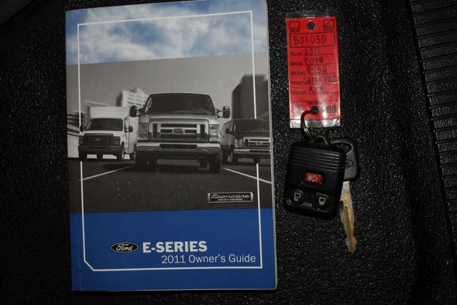 2011 Ford E-Series Cargo Van Commercial E-150 - POWER PKG - RACKS/BINS! Mooresville , NC 16