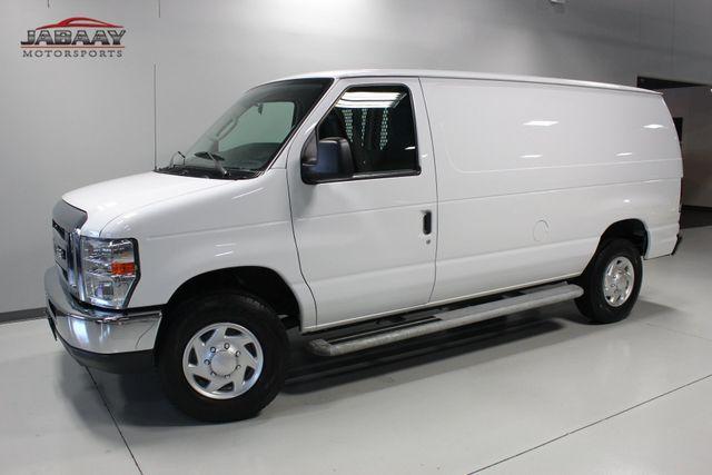 2011 Ford E-Series Cargo Van Commercial Merrillville, Indiana 21