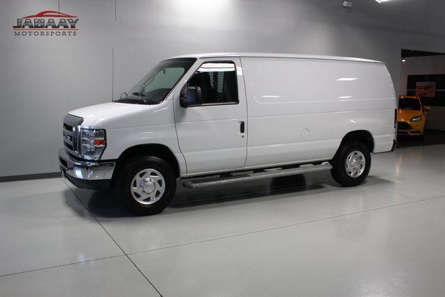 2011 Ford E-Series Cargo Van Commercial Merrillville, Indiana 26