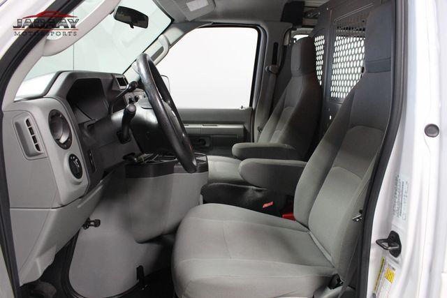 2011 Ford E-Series Cargo Van Commercial Merrillville, Indiana 9