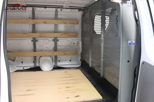 2011 Ford E-Series Cargo Van Commercial Merrillville, Indiana 17