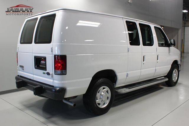 2011 Ford E-Series Cargo Van Commercial Merrillville, Indiana 3