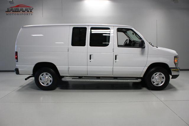 2011 Ford E-Series Cargo Van Commercial Merrillville, Indiana 4