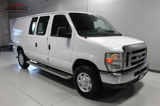 2011 Ford E-Series Cargo Van Commercial Merrillville, Indiana 5
