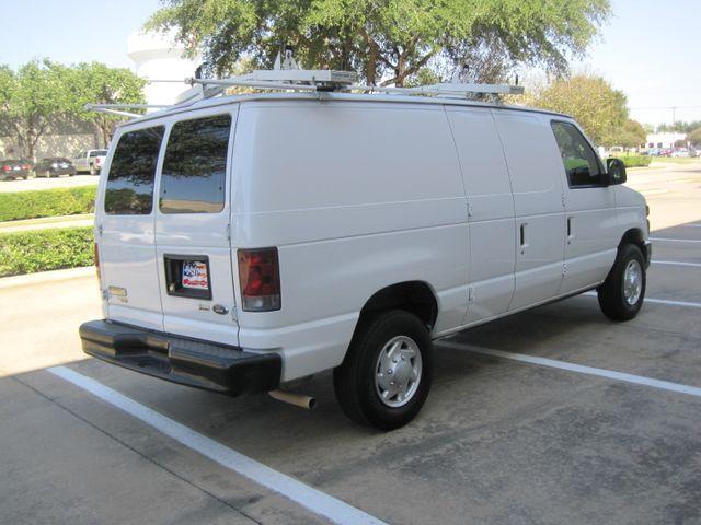 2011 Ford E-250 Cargo Van, Racks/Bins/ Ladder rack, 1 Owner, Like New Plano, Texas 11