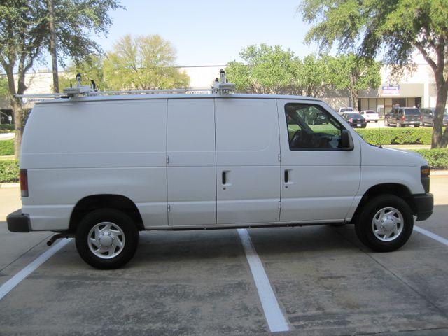 2011 Ford E-250 Cargo Van, Racks/Bins/ Ladder rack, 1 Owner, Like New Plano, Texas 6