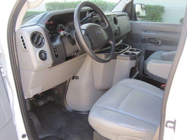 2011 Ford E-250 Cargo Van, Racks/Bins/ Ladder rack, 1 Owner, Like New Plano, Texas 17