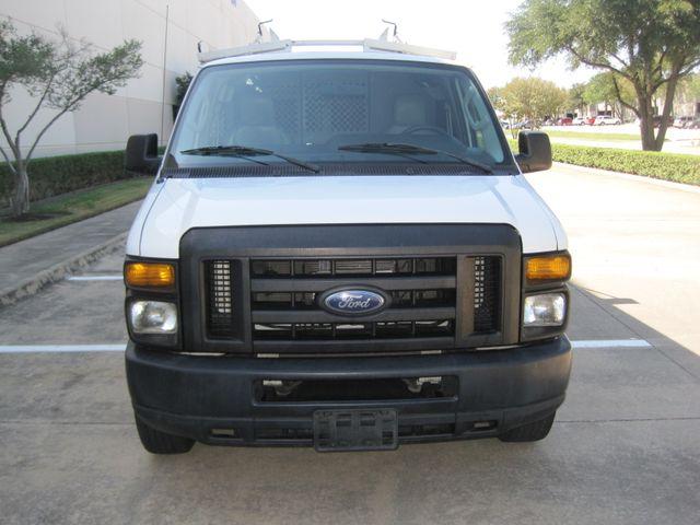 2011 Ford E-250 Cargo Van, Racks/Bins/ Ladder rack, 1 Owner, Like New Plano, Texas 2