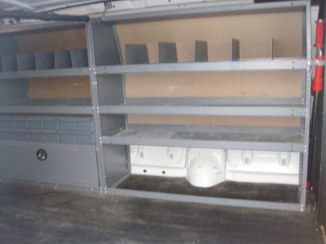 2011 Ford E-250 Cargo Van, Racks/Bins/ Ladder rack, 1 Owner, Like New Plano, Texas 15