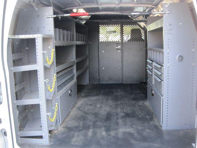 2011 Ford E-250 Cargo Van, Racks/Bins/ Ladder rack, 1 Owner, Like New Plano, Texas 12