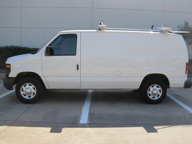 2011 Ford E-250 Cargo Van, Racks/Bins/ Ladder rack, 1 Owner, Like New Plano, Texas 5