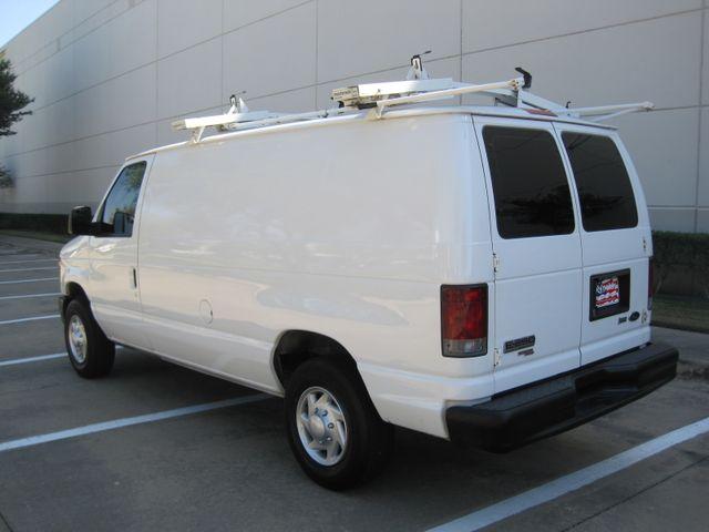 2011 Ford E-250 Cargo Van, Racks/Bins/ Ladder rack, 1 Owner, Like New Plano, Texas 7